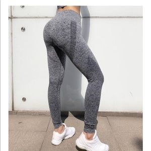 Astoria Activewear gray legging